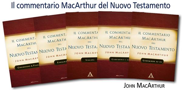 Il commentario MacArthur del Nuovo Testamento